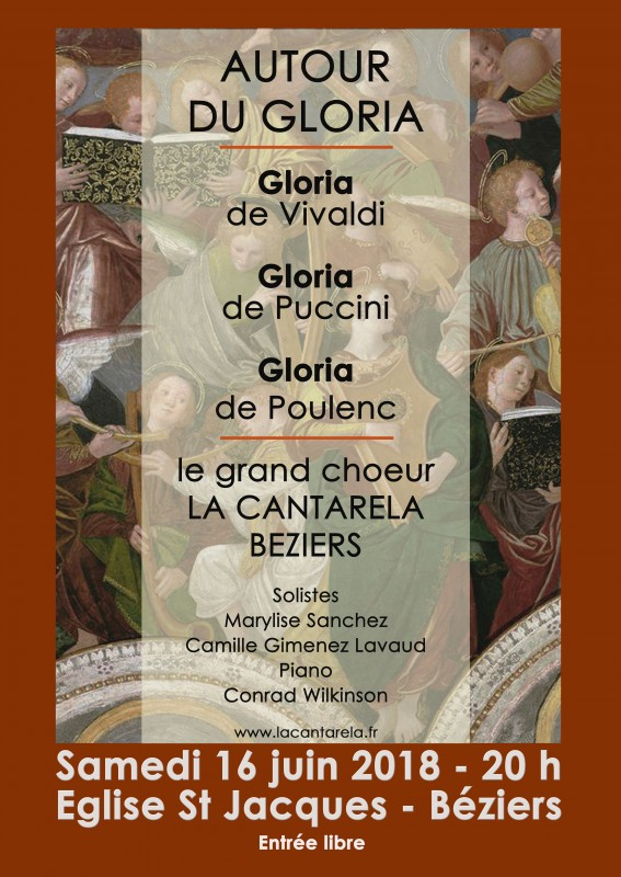gloria 16 juin st jacques